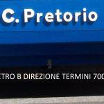Metro B Castro Pretorio