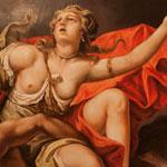 Deianira von dem Zentaur Nessus entfuhrt
